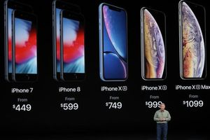 iPhone mới 2 sim 2 sóng và giá đắt chưa từng có
