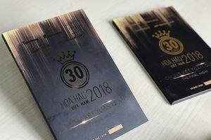 Tiết lộ về chiếc vé VIP đặc biệt nhất đêm chung kết Hoa hậu Việt Nam