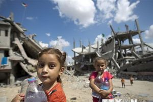LHQ cảnh báo tình hình tồi tệ ở Gaza sau khi Mỹ cắt viện trợ Palestine