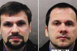 Hai nghi phạm người Nga trong vụ Skripal bác bỏ cáo buộc của Anh