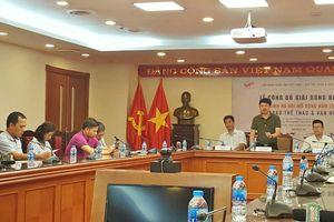 Hơn 200 VĐV tham dự giải bóng bàn học sinh Hà Nội mở rộng 2018 - Cúp Báo Thể thao & Văn hóa