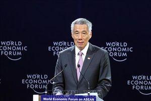 WEF ASEAN 2018: ASEAN ủng hộ duy trì tự do thương mại