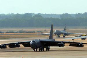 Mỹ điều 5 pháo đài bay B-52 đi tránh siêu bão 'quái vật' Mangkhut