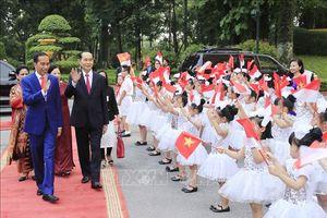 Truyền thông Indonesia đưa tin đậm nét về chuyến thăm Việt Nam của Tổng thống J.Widodo