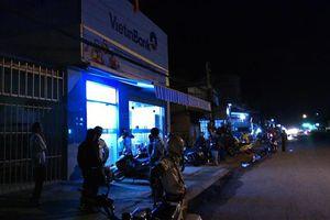 Dùng súng cướp Ngân hàng VietinBank Châu Thành, Tiền Giang