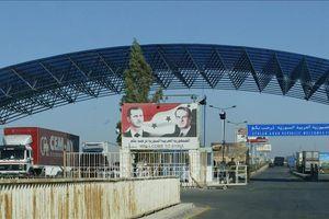 Syria và Jordan bắt đầu đàm phán về việc mở cửa khẩu