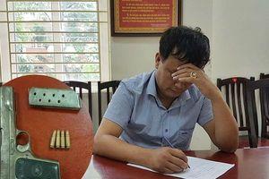 Hà Nội: Tạm giữ đối tượng nổ súng ở bến xe Mỹ Đình