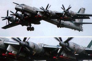Máy bay chiến đấu, ném bom Nga phô diễn trong tập trận