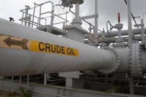 Giá dầu Brent lại vượt 80 USD/thùng