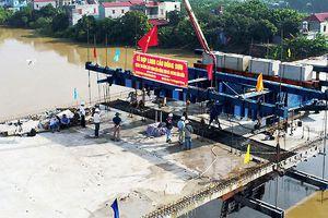 Thanh tra việc thực hiện Dự án Cầu Đồng Sơn (Bắc Giang)