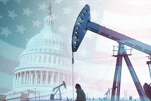 Mỹ hiện là nhà sản xuất dầu lớn nhất thế giới