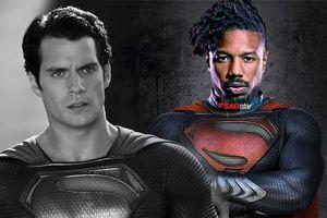 Michael B. Jordan của 'Black Panther' được Warner Bros. nhắm là Superman thay thế Henry Cavill?