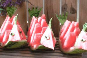 7 món dưa hấu cực ngon bạn phải thử trước khi hết hè