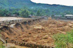 Siêu bão Mangkhut mạnh cấp 17 khả năng ảnh hưởng trực tiếp Bắc Bộ