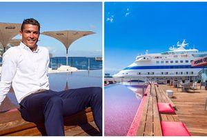 C. Ronaldo chơi lớn - mở rộng chuỗi khách sạn ở Paris