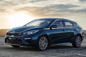 Kia K3 GT mang phong cách BMW Gran Turismo sắp ra mắt tại Hàn Quốc