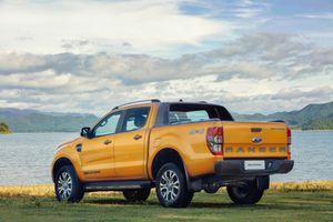 Ford Ranger mới chốt giá bán thấp nhất từ 630 triệu đồng