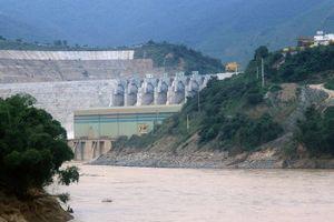 Nhà máy Thủy điện Trung Sơn vẫn an toàn và vận hành bình thường