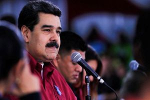 Tổng thống Venezuela thăm Trung Quốc để bàn chuyện kinh tế