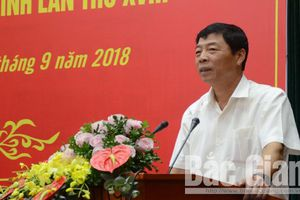 Bắc Giang: Sơ kết giữa nhiệm kỳ thực hiện Nghị quyết Đại hội Đảng bộ tỉnh lần thứ XVIII