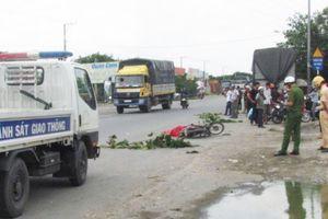 Truy bắt phương tiện gây TNGT chết người bỏ trốn
