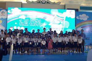 Làng SOS phát động chương trình ủng hộ trẻ em