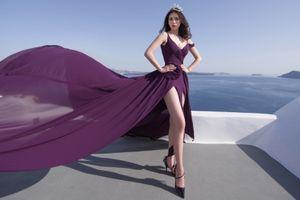 Hoa hậu Hoàn Vũ Riyo Mori cùng Linh Nga truyền tải giấc mơ bằng ngôn ngữ múa