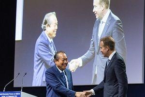 Kỳ vọng vào việc hiện thực hóa các ý tưởng của WEF ASEAN