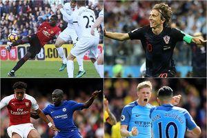 10 tiền vệ trung tâm đáng xem nhất: Ngả mũ trước Luka Modric