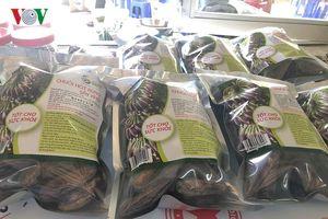 Đưa nông sản miền núi tỉnh Quảng Ngãi vào siêu thị