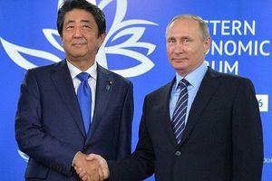 Đề xuất ký hiệp ước hòa bình Nga-Nhật Bản liệu có trở thành hiện thực?