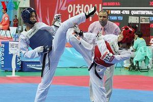 Taekwondo Việt Nam dự giải Taekwondo Canada mở rộng 2018