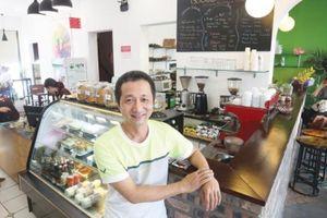 Oriberry giúp cà phê bớt 'đắng'