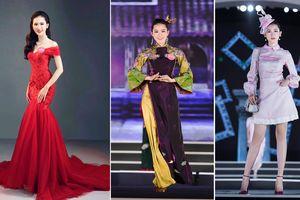 Vẻ đẹp hút hồn của nữ sinh Đại học Duy Tân vào chung kết Hoa hậu Việt Nam 2018