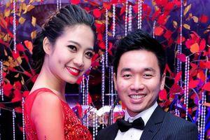 Chồng Hoa hậu Biển Ninh Hoàng Ngân ngồi ghế nóng chương trình khởi nghiệp giải thưởng 1 tỷ đồng