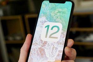 3 ngày nữa, iOS 12 sẽ chính thức ra mắt