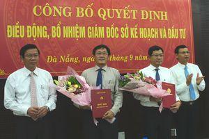 Đà Nẵng có tân Giám đốc Sở Kế hoạch và Đầu tư