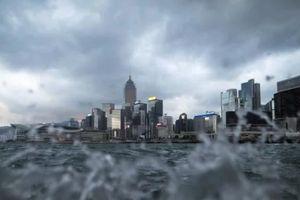 Cảnh báo khẩn về Siêu bão Mangkhut: Hồng Kông ráo riết đối phó