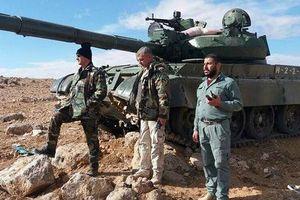 Sau lệnh ngừng bắn, SAA dội 'bão lửa' phiến quân Hồi Giáo trục Hama-Idlib