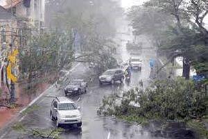 Công điện của Bộ Công an về việc ứng phó với siêu bão Mangkhut
