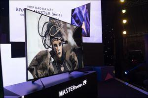 Sony ra mắt bộ đôi TV Master Series A9F và Z9F tại Việt Nam