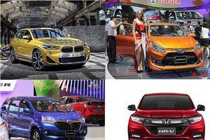 5 mẫu ô tô nhập khẩu chuẩn bị đổ bộ thị trường Việt Nam trong tháng 9