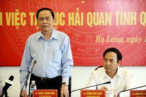 BẢN TIN MẶT TRẬN: Quyết liệt thực hiện cải cách thủ tục hành chính trong lĩnh vực Hải quan