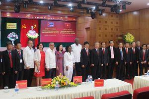 Vun đắp tình đoàn kết hữu nghị Việt Nam – Cuba
