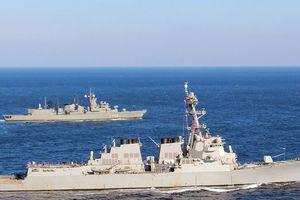 Mỹ điều khu trục, sẵn sàng tấn công Syria