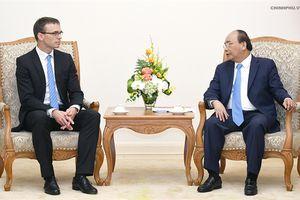 Thủ tướng hy vọng Estonia thúc đẩy EU trong việc ký kết FTA với Việt Nam
