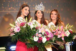 Tân Hoa hậu Daniela Zivkov và 2 Á hậu Áo xác nhận đến Việt Nam