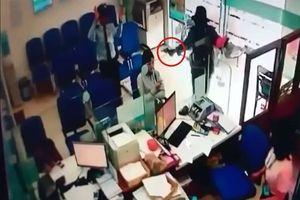 Vụ cướp ngân hàng ở Tiền Giang: Mất 945 triệu đồng