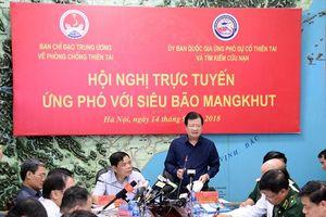 Siêu bão Mangkhut: Cường độ rất mạnh, có thể ảnh hưởng trực tiếp tới 27 tỉnh thành