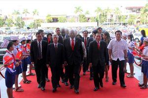 Kỷ niệm 45 năm Chủ tịch Cuba Fidel Castro thăm vùng giải phóng miền Nam Việt Nam